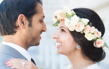 Gorgeous San Francisco City Hall Wedding