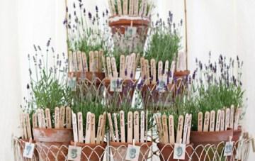 Herb Wedding Ideas | Herb Bouquets | Bridal Musings Wedding Blog 7
