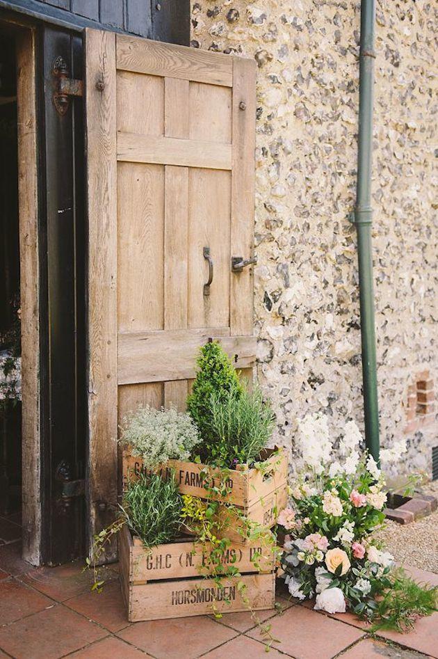 Herb Wedding Ideas   Herb Bouquets   Bridal Musings Wedding Blog 8