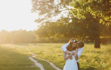 A Beautiful and Romantic Country House Wedding Day