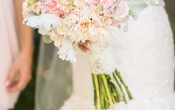 Romantic Pink and White Wedding | Anita Martin Photography | Bridal Musings Wedding Blog13