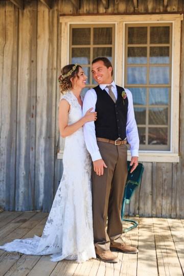 Rustic Western Wedding | Leif Brandt Photography | Bridal Musings Wedding Blog 18