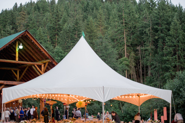 Ultimate Guide To Wedding Tents, Marquees, Yurts, Tipis   Bridal Musings Wedding Blog 5