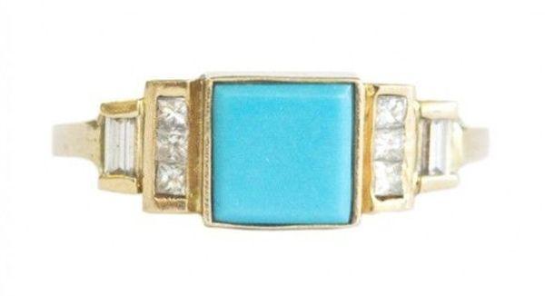 Diamond Alternatives For Engagement Rings | Gemstones for Engagement Rings | Bridal Musings Wedding Blog 8