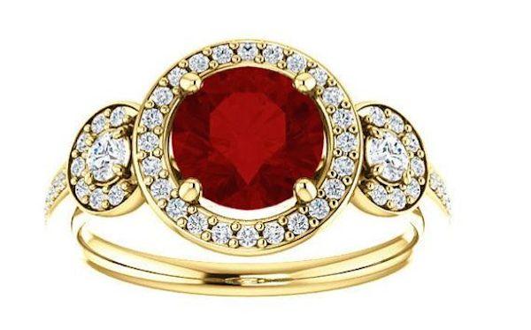 Diamond Alternatives For Engagement Rings | Gemstones for Engagement Rings | Bridal Musings Wedding Blog 9