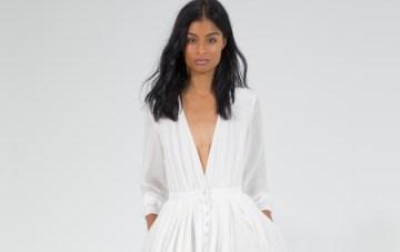 Bridal Fashion Week: Houghton 2015 Wedding Dress Collection