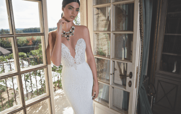 World Exclusive! Glorious Berta Wedding Dress Collection 2015 Part 2