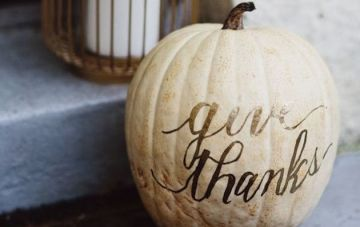 Thanksgiving Inspiration; 24 Ways To Thank Your Wedding Guests