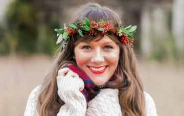 Scandinavian Christmas Wedding Inspiration: A Very Festive Photoshoot