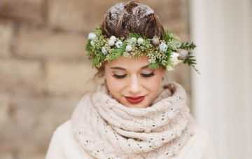 25 Unique Ideas for a Winter Wedding