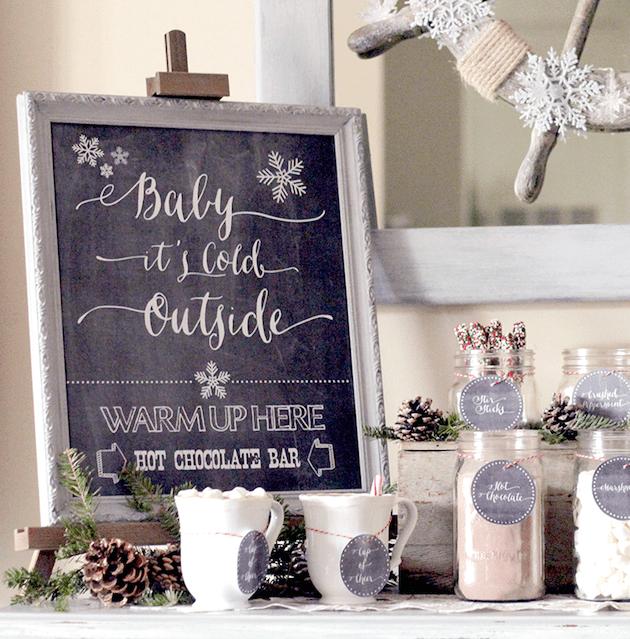 Christmas-Wedding- Sign