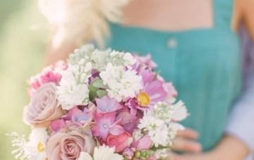 Chic Champagne Picnic Engagement Shoot | Peter and Veronika Photography | Bridal Musings Wedding Blog 14