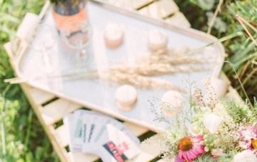 Chic Champagne Picnic Engagement Shoot | Peter and Veronika Photography | Bridal Musings Wedding Blog 2