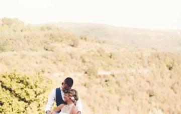 Beautiful Wine Country Wedding in Croatia