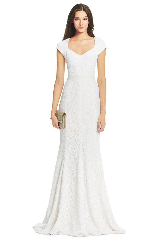 DVF Wedding Dress For Less Than $1,000