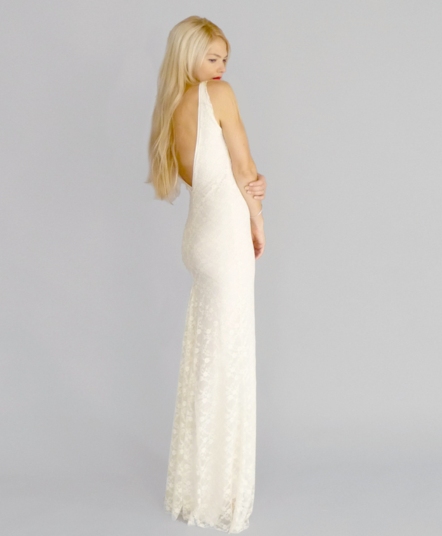 Dahl NYC Wedding Dress For Less Than $1,000