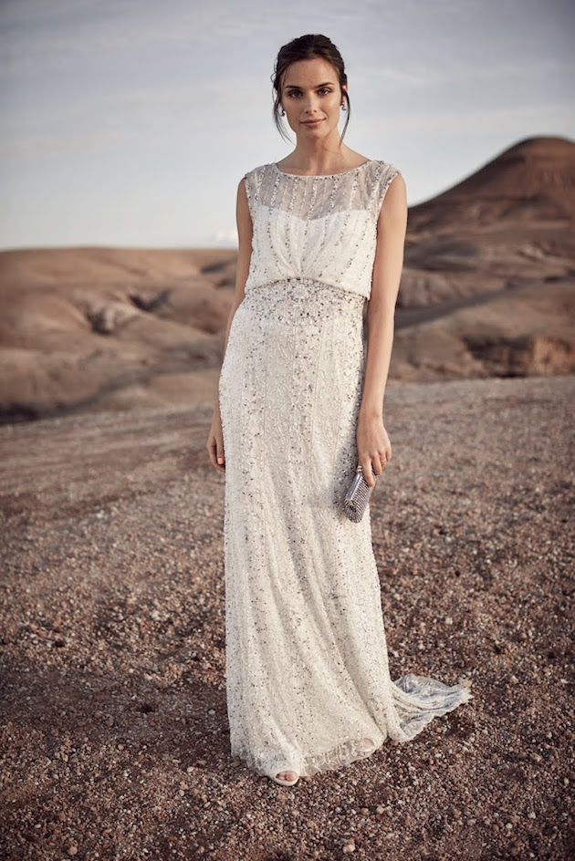 Hope Dress by Phase 8 Wedding Dress For Less Than $1,000