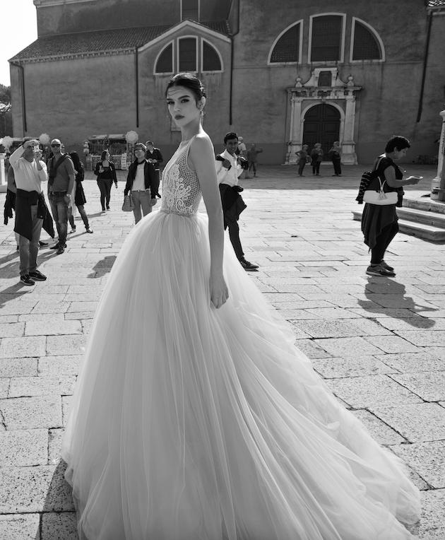 Inbal Dror Wedding Gowns: A Venetian Affair: Inbal Dror Wedding Dress Collection