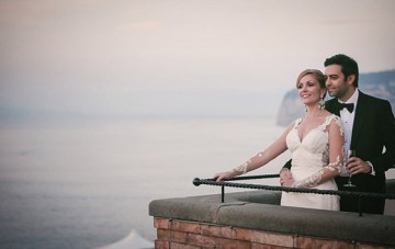 Romantic Italian Wedding Film with a Stunning Sorrento Backdrop