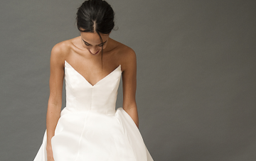 New Year, New Designer: The Debut Lakum Wedding Dress Collection