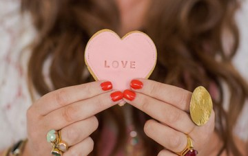 10 Ideas for Edible Wedding Favours