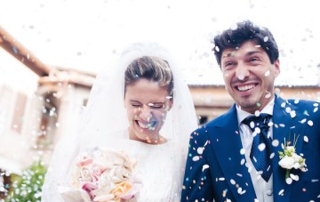 Chic Italian Wedding, with the Most Dreamy Vineyard Portraits Ever