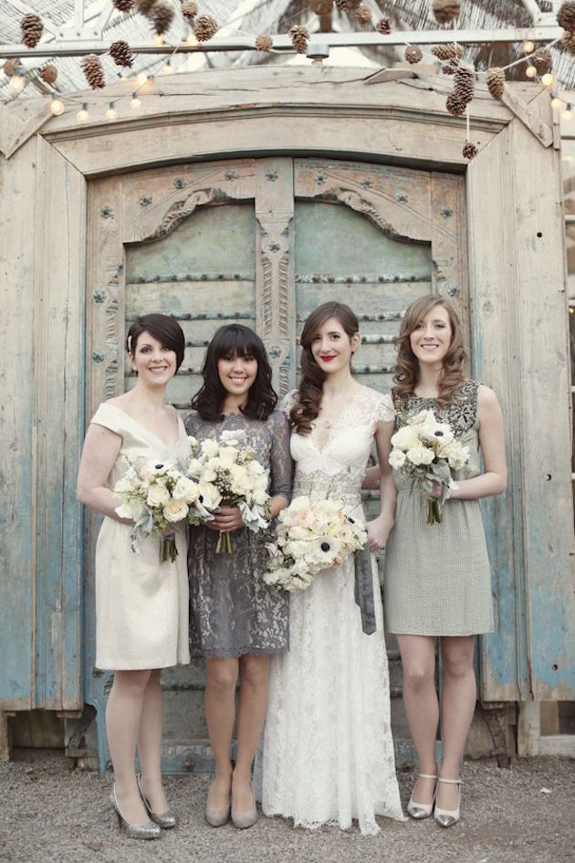 418a8366d4 35 Ideas for Mix and Match Bridesmaid Dresses