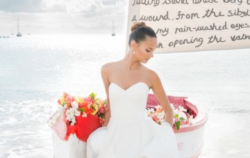 Destination Elopement Inspiration from St. Lucia