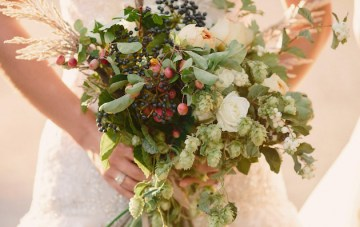 Farm to Table Rustic Wedding Inspiration | Cat Mayer Studio | Bridal Musings Wedding Blog 13