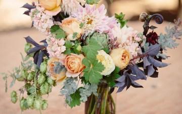 Farm to Table Rustic Wedding Inspiration   Cat Mayer Studio   Bridal Musings Wedding Blog 22