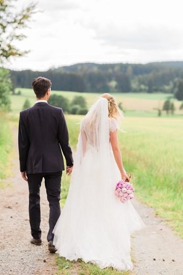 Gorgeous Barn Wedding in Germany   Ashley Ludaescher Photography   Bridal Musings Wedding Blog 33