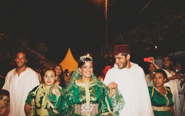 Epic Traditional Moroccan Wedding in Casablanca