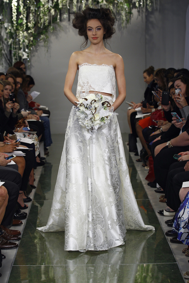 Best of Bridal Market: Theia Wedding Dress Collection 2016