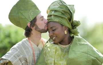 We'd Like To See More Diversity In The Wedding Industry, Wouldn't You?