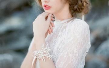 Wedding Hair Inspiration: 13 Gorgeous Low Buns