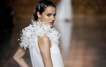 Barcelona Bridal Week: Pronovias Wedding Dress Collection 2016