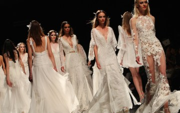 We're Off To Barcelona Bridal Week!