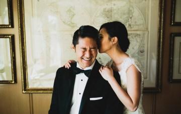Chic & Elegant Santa Monica Wedding
