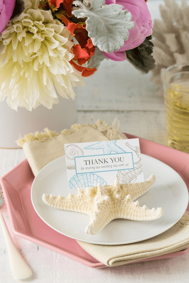 How To Create a DIY Beach Wedding | Avery Design & Printing | Bridal Musings Wedding Blog 17