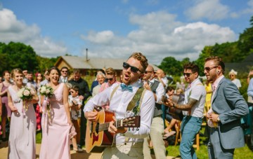 Wedding Music Inspiration, Ideas & Spotify Playlists