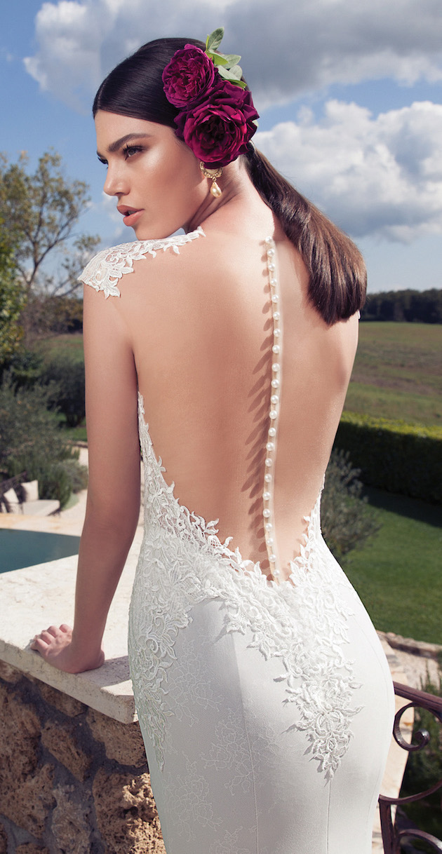 10 Go To Designers For Backless Wedding Dresses