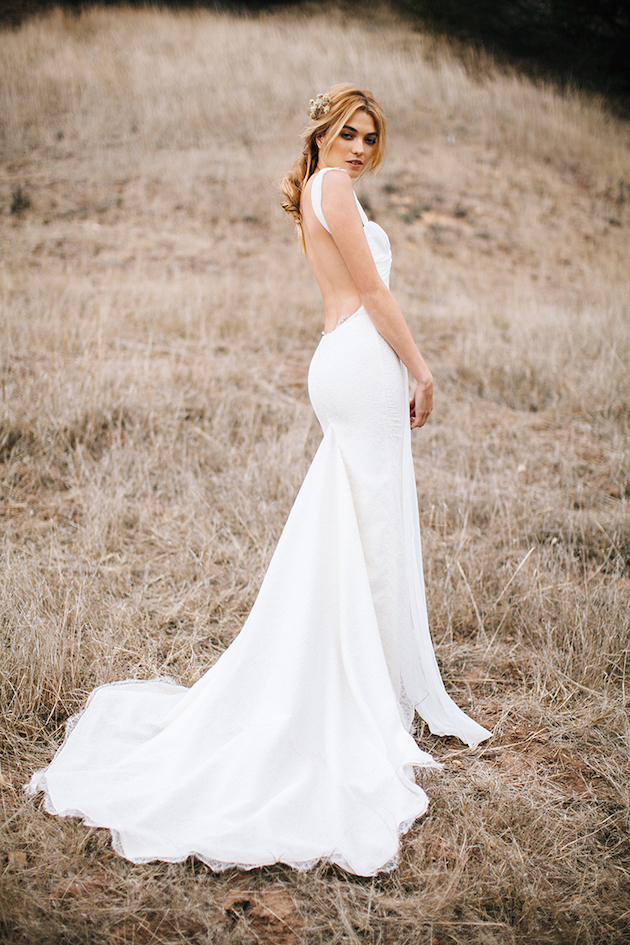 10 Go-To Designers for Backless Wedding Dresses