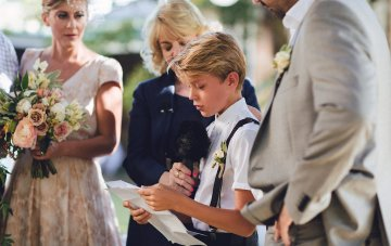 'Oh, The Places You'll Go!' Wedding Ceremony Reading by Dr Seuss