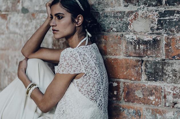 I Do I Do Wedding Gowns: Laure De Sagazan Wedding Dress Collection 2016