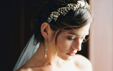 Win! An Enchanted Atelier by Liv Hart Bridal Headpiece