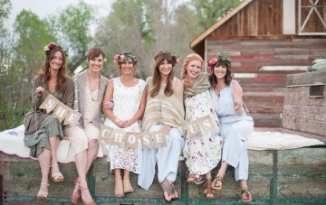 'Will You Be My Bridesmaid' Brunch (With Gorgeous Bridal Shower Inspiration)