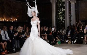 Best of Bridal Fashion Week: Galia Lahav Wedding Dress Collections