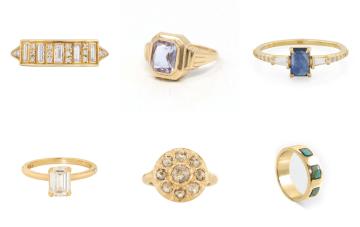 20 Beautiful Engagement Rings for Men
