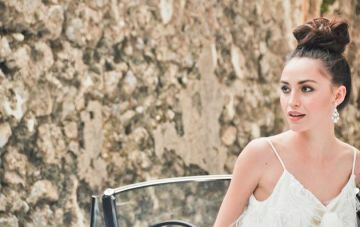 Trend Alert: Top Knot Hair Styles for Your Wedding (for both brides and grooms)