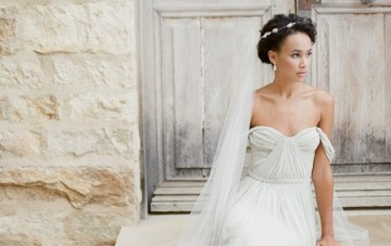 Beautiful Wedding Day Hair Accessories with Bel Aire Bridal